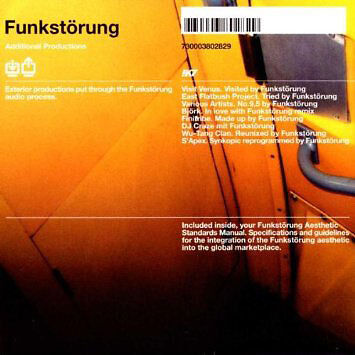 funkstorung - additional productions (LP) 730003802812