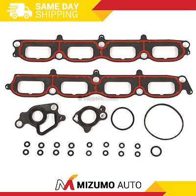 Fit Ford Expedition F-Series Lincoln 5.4 24 Valve TRITON Intake Manifold Gasket