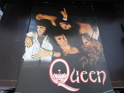 Queen 1975 Japan Tour Book Concert Program Freddie Mercury