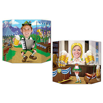 Oktoberfest Photo Prop - German Music Party & Beer Festival Cutout Oktoberfest