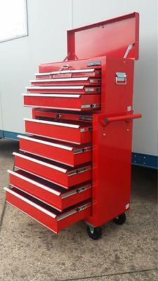 152 US PRO TOOLS AFFORDABLE TOOL CHEST BOX BOX ROLLCAB TOOL BOX ROLLER CABINET