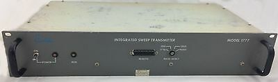 HP Sunrise Agilent CALAN 1777 Sweep Ingress Transmitter HP 85951A 4 1776 3010R