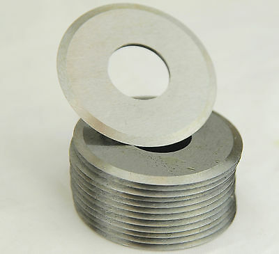 Set of 13 Blades for WS-212 Wire Stripping Machine Copper Recycling Machine
