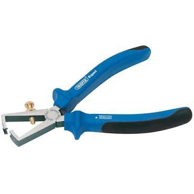 Draper Expert Electricians Wire/Cable Stripping Pliers Stripper Tool Grips 150mm