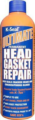 K Seal Ultimate Permanent - Head Gasket Repair Sealer Engine Block Repair