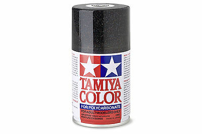 (16,90€/100ml) Tamiya Color Lexan Spray Farbe PS-53 Lame Flake Translucent PS53