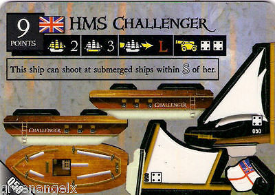 Pirates Of Mysterious Islands - 050 Hms Challenger