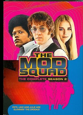 The Mod Squad  Complete Season 2 all 26 Episodes Peggy Lipton Clarence Williams