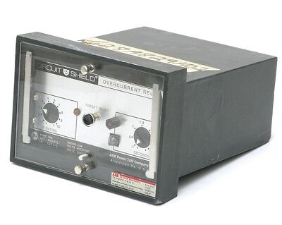 ABB Type 50D Definite-Time High-Dropout Overcurrent Relay, 468S2575