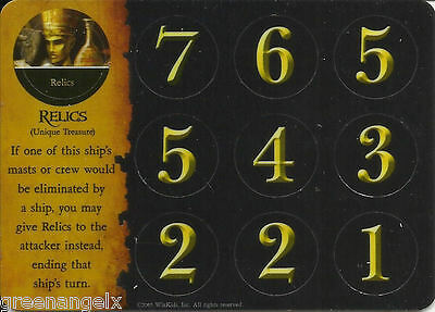 Pirates Of The Barbary Coast - 102 Relics