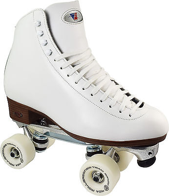Indoor Artistic High Top Roller Skate Riedell 120 Juice - Size 4-13