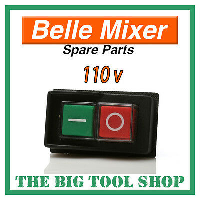 Belle Mixer Switch, 110V Mini 150 Motor Switch P/no.70/0202 Mix