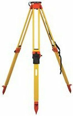 Seco Premier Heavy Duty Wood  Tripod with Round Head and Quick Clamp Dual Lock