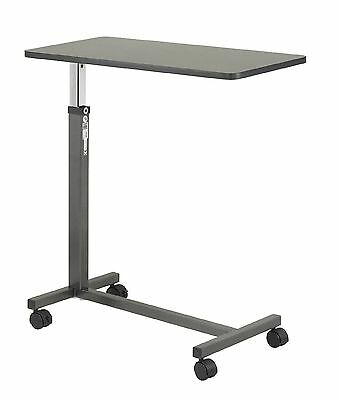 Tray Table Overbed Non-Tilt Computer - Hospital Bed Tray Bedside Table