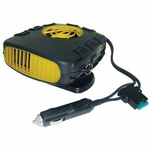 Quality 12v 150 Watts Car & Van Heater Fan & Defroster - CH300