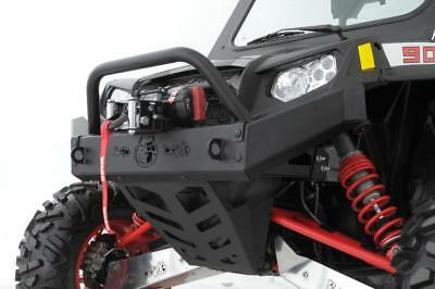 Polaris RZR XP900 RZR4 XP 900 UTV Front Bumper Winch Mount w/ Bull Bar & Hooks