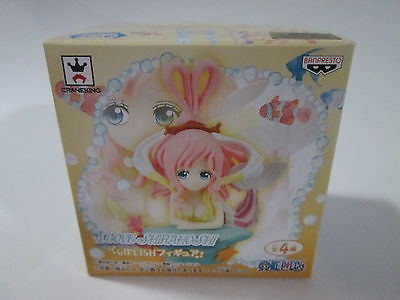 ONE PIECE : Shirahoshi Mini Figure (A)