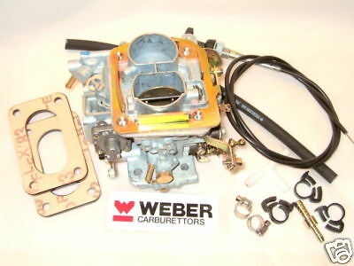 Weber 32/34 Dmtl Carb/carburettor Ford Fiesta Xr2 Cvh & Escort Xr3. Replaces Dft