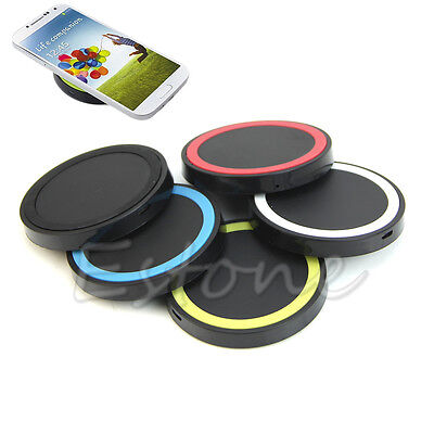 Wireless Power Pad Charger for iPhone Samsung Galaxy S3 S4 Note2 Nokia Nexus YWL