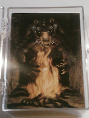 ROWENA MORRILL FANTASY ART TRADING CARDS COMPLETE SET