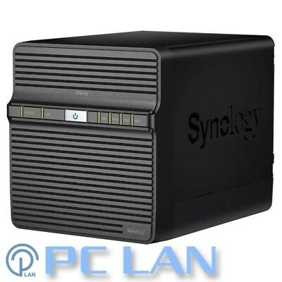 Synology DS416j DiskStation 4-Bay NAS Server Dual Core - Diskless