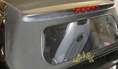 Smart Fortwo Cabrio Back Windowscreen Blind Scratched Opaque
