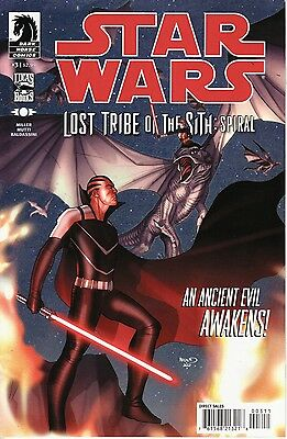 Star Wars Lost Tribe of the Sith Spiral 3 (US Comic) Dark Horse