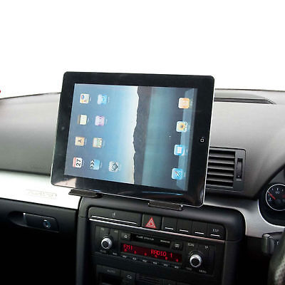 Pro Air Vent V2 Car Mount + Multi Surface Holder for Apple iPad Air 2 / Pro 9.7""