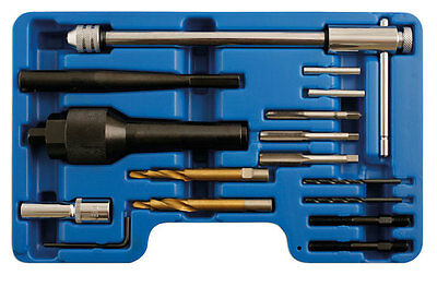 LASER TOOLS Damaged Glow GLO Plug ToolKit Removes 8mm & 10mm Glow plugs