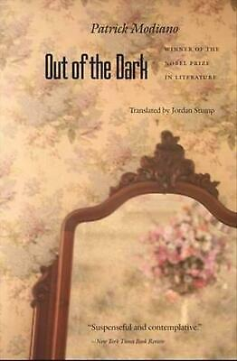 Out of the Dark by Patrick Modiano Paperback Book (English)
