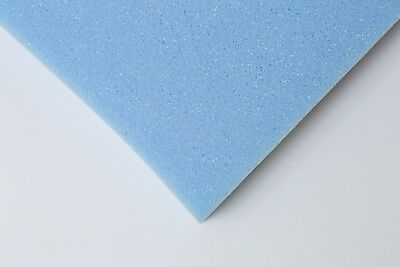 "Upholstery foam sheets 80"" x 19"" x ¼, ½, 1, 2, 3, 4 select any size / depth"