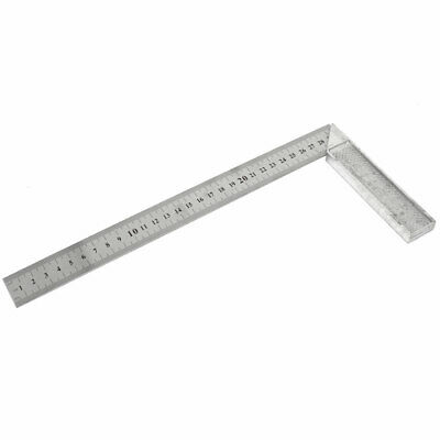Right Angle 30cm Scale L Square Ruler Woodworking Tool