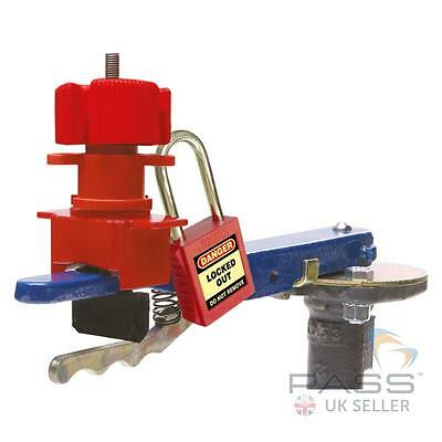 Clamp Only - Universal Valve Lockout - Position Control or Lockout