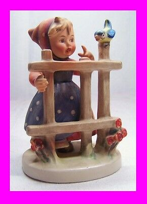 Hummel Goebel Figurine SIGNS OF SPRING #203  TMK2