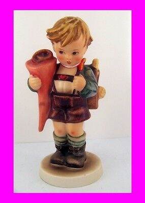 Hummel Goebel Figurine LITTLE SCHOLAR HUM # 80 TMK3 GERMANY