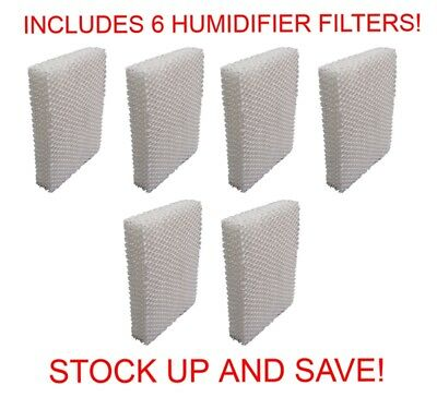 Humidifier Filter for Vornado MD1-0002 (6-Pack)