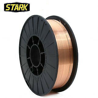 "11lb SPOOL .8mm .035"" MIG MAG WELDER WIRE WELD FLUX CORE GAS WELDING MACHINE"