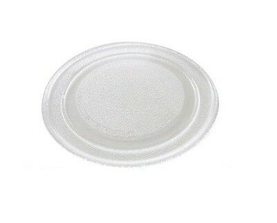 SHARP RUSSELL HOBBS Microwave flat Glass Turntable Plate Dish 245mm