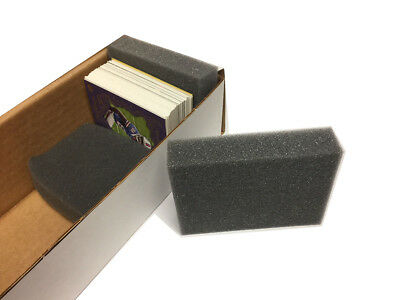 20 Monster Soft Foam Pads for Trading Card Storage Boxes New and Improved V2