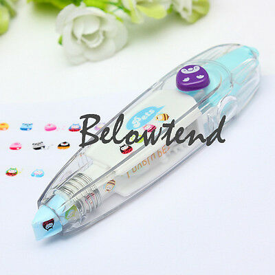 Cartoon Correction Tape Lace Multicolor Pattern Modified Decoration Tool