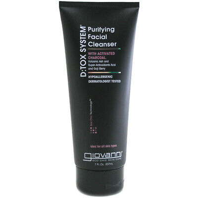 Giovanni D-Tox Facial Cleanse (Step 1) 207ml