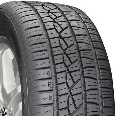 2 New 205/55-16 Continental Pure Contact 55R R16 Tires 14007