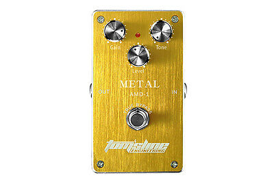 Aroma AMD-1 Metal Distortion Effects Pedal