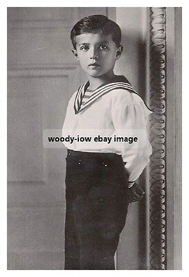 mm868 - Czarewitch of Russia - Royalty photo 6x4