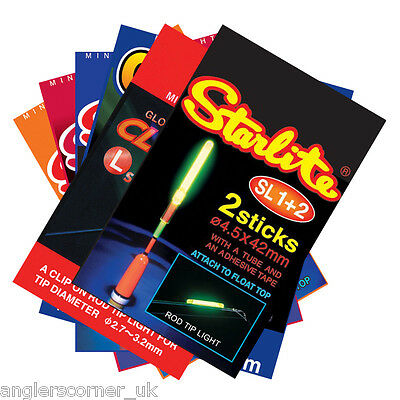 Starlite Chemical Lights / Lighting / Fishing