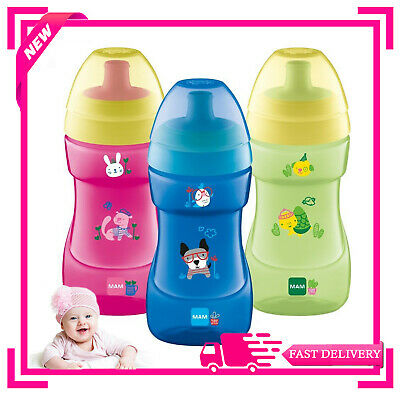 Mam Baby Sports Drinking Cup 12+ 330ml