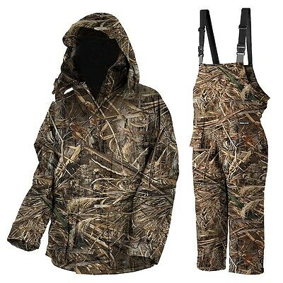New ProLogic Max-5 Comfort Thermo Camo Suit 100% Waterproof Hunting RRP £160
