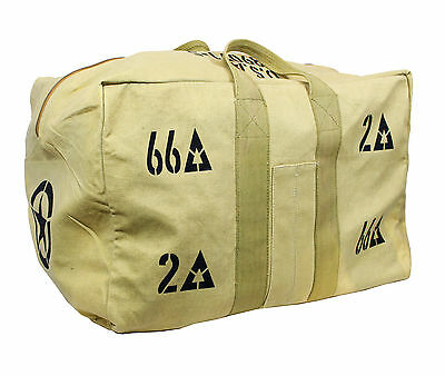 Limited FURY USAAF AVIATOR BAG - 2nd Armored WW2 Movie Film Set Duffel Pack