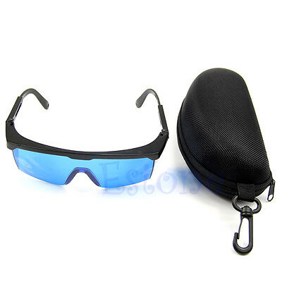 New 600nm-700nm Safety Red Laser Protection Glasses Goggle With Hard Protect Box