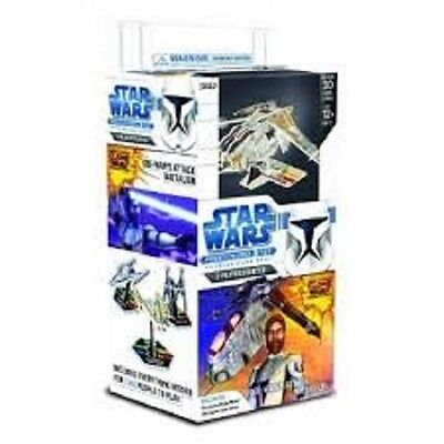 Star Wars Pocket Models Obi Wans Attack Battalion - Closeout Price!!!!!